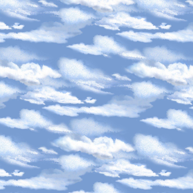 Hidden Valley by Kevin Daniel Valley Sky Blue
