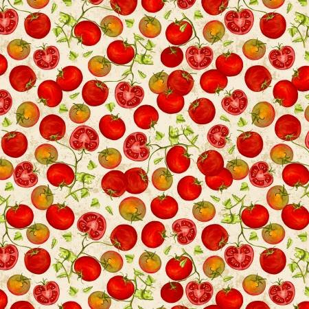 Country Road Market by Nancy Mink Tomatoes Tan