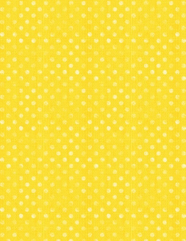 Essentials Dotsy Bright Yellow