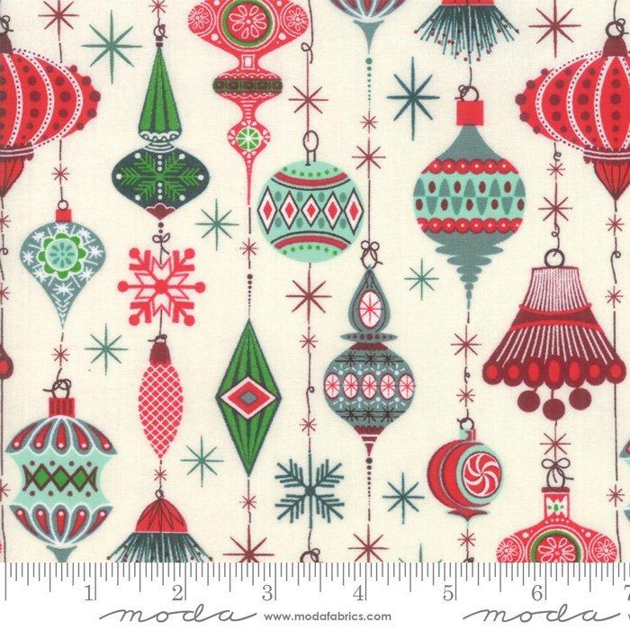 Kringle Claus 30591 11 Basic Grey for Moda