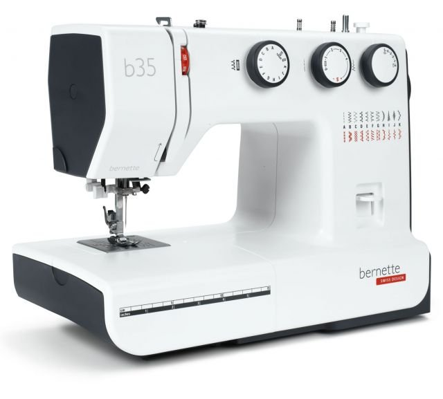bernette 35-affordable inexpensive sewing machine