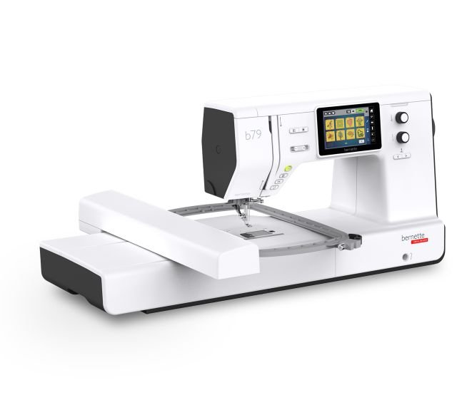 bernette 79-our most excellent affordable sewing and embroidery machine