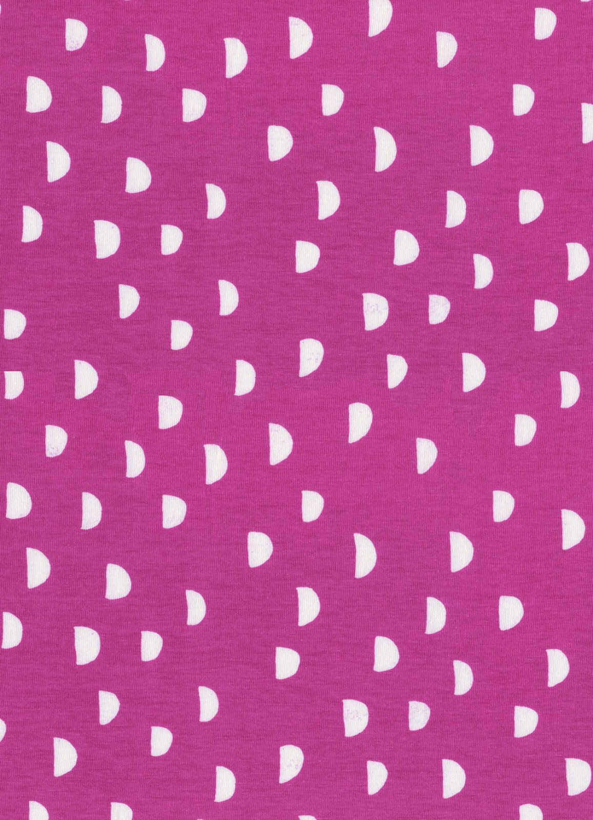 Cotton + Steel Dress Shop Moons Orchid Knit C5155-037