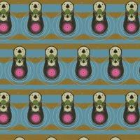 Charlie Harper-Nurture-Otters