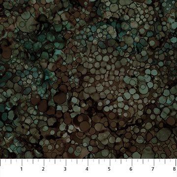 Whispering Pines - By Melanie Samra Digital Print Stones Brown