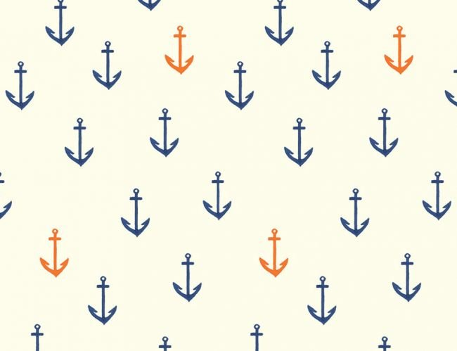 ANCHORS AWEIGH EWM-11  by BIRCH FABRICS