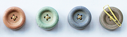 Handmade Magnetic Button