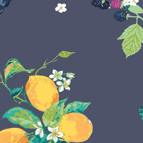 MED-22605-Mediterraneo-Frutteria-Bleu-500px by Art Gallery Fabrics