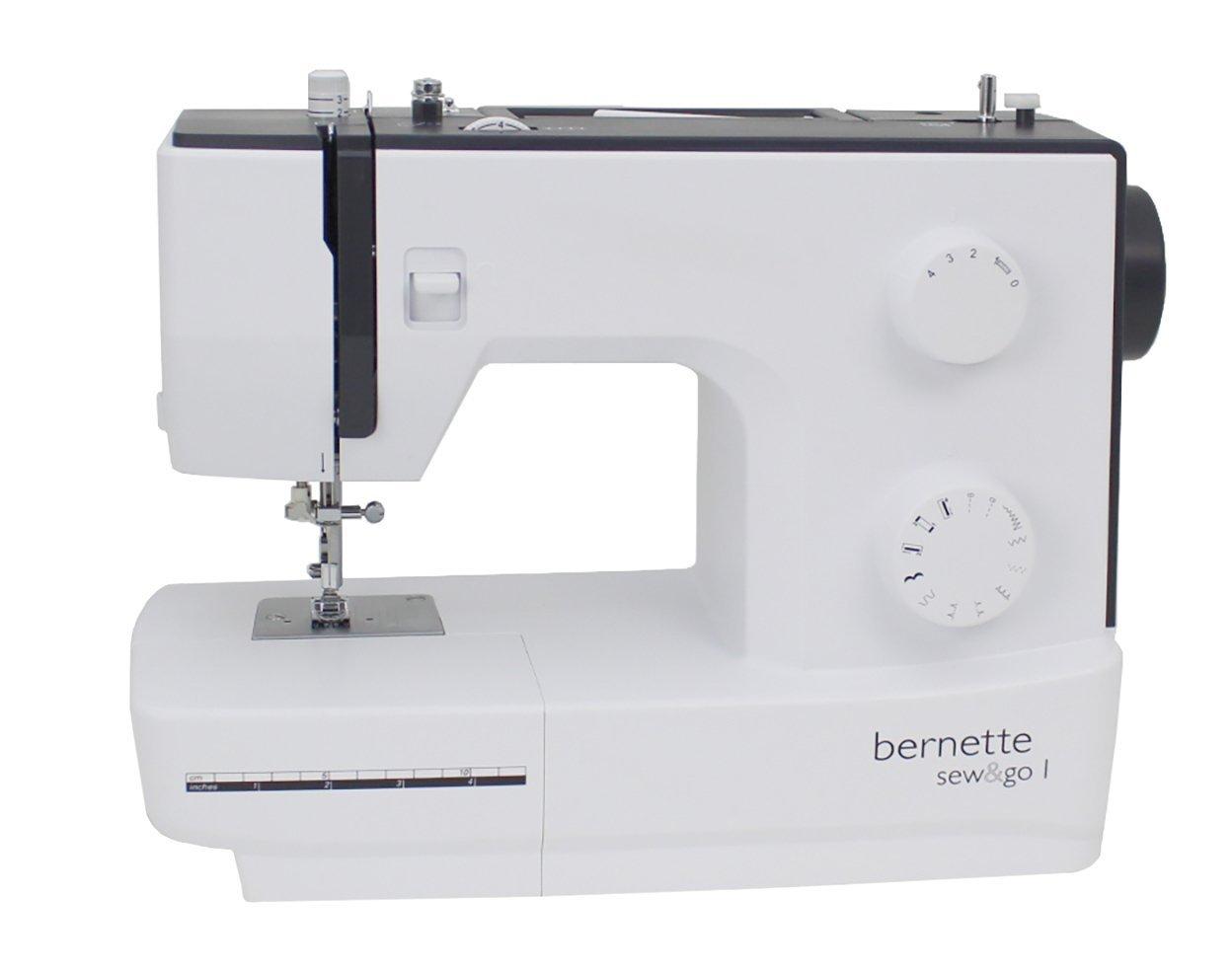 Bernette Sew-n-Go Mechanical Sewing Machine
