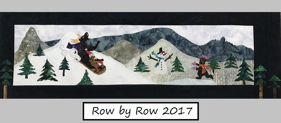 Row by Row 2017 Laser Cut Kit