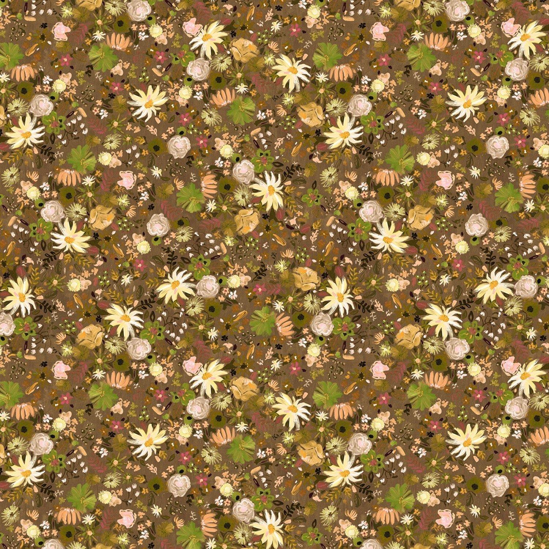 Woodland Fairytale by August Wren Wild Flowers Multi Stella-DAW1452