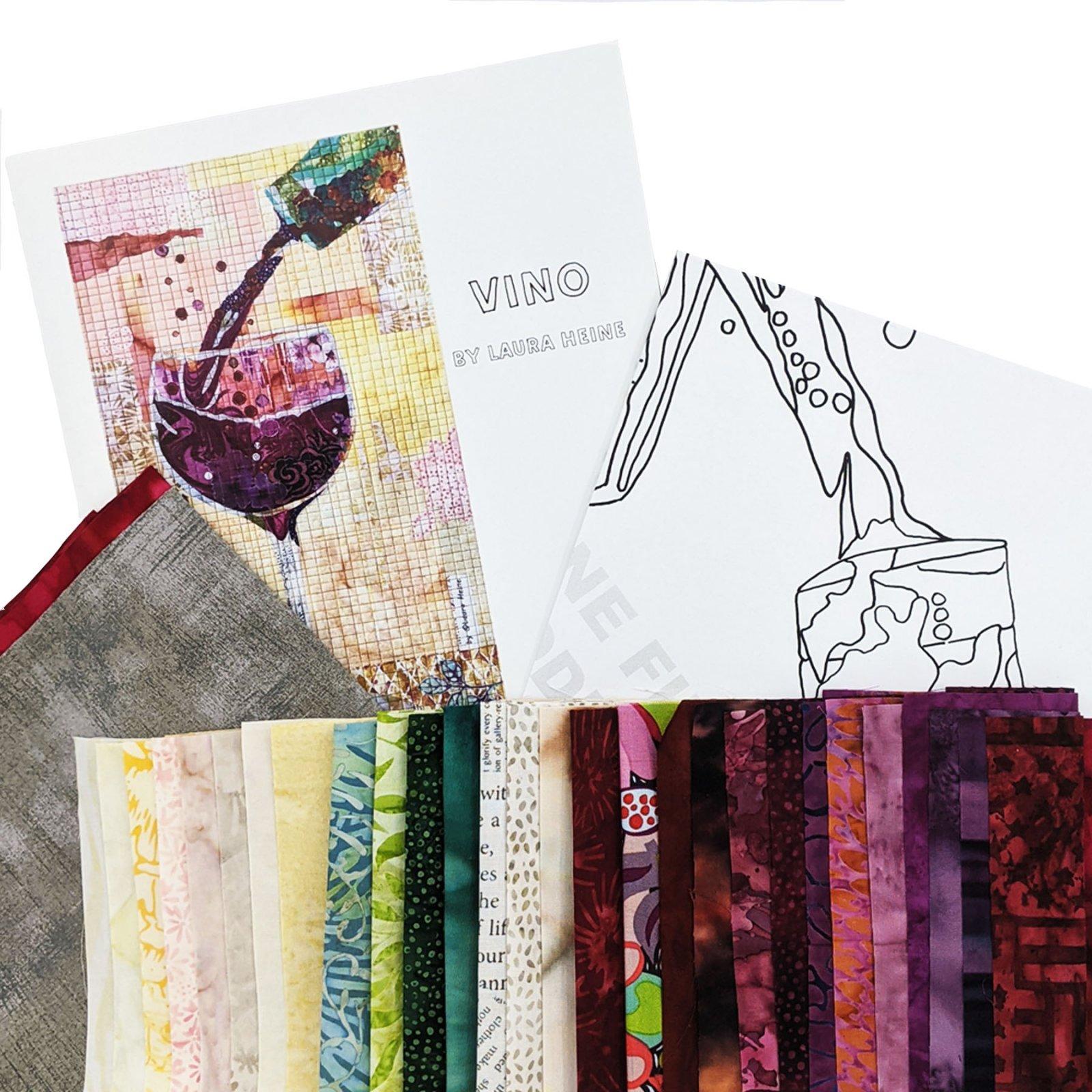 Vino Collage Kit