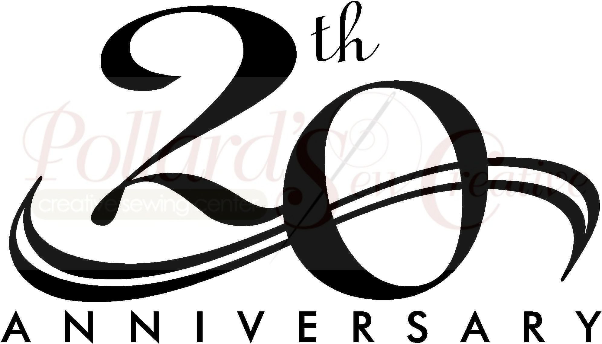 A 20 Year Anniversary Celebration