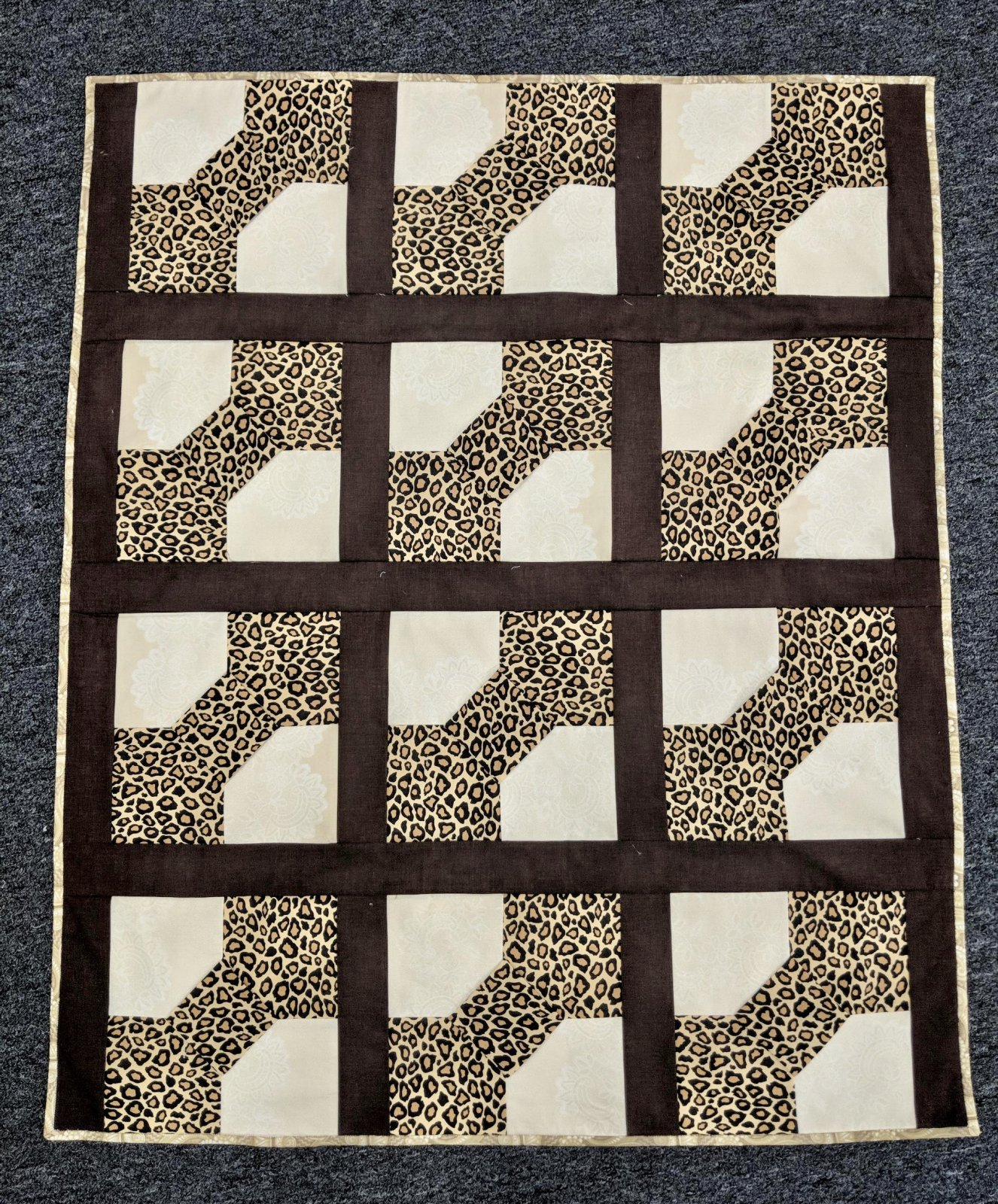 Basic Serger Online - Quilt As You Go