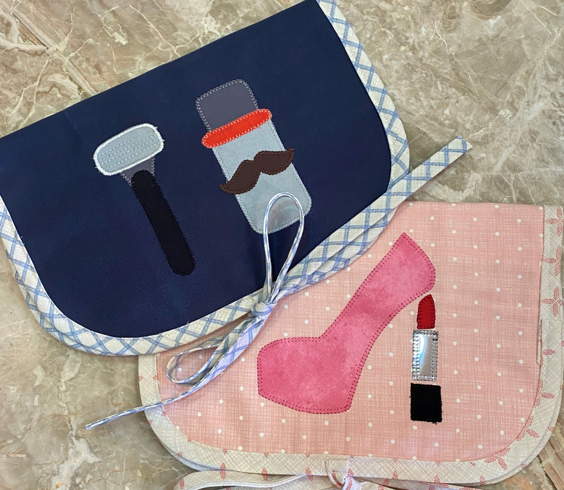 Basic Sewing - Toiletry Wrap Class