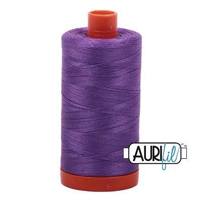 1050-2540 Med Lavender Cotton Mako 50wt 1300m Aurifil