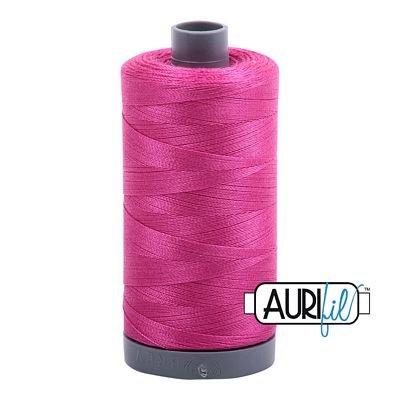 1050-4020 Fuchsia Aurifil Cotton Mako 50wt  1300m