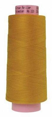 1228-0118 Gold Seracor Mettler Serger Thread 2734yd