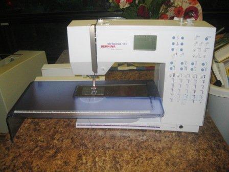 Bernina 40 Mesmerizing Bernina 160 Sewing Machine