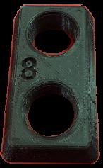8 Series Knob Protector