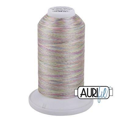 5505 Seashell  Aurifil-longarm Variegated Thread