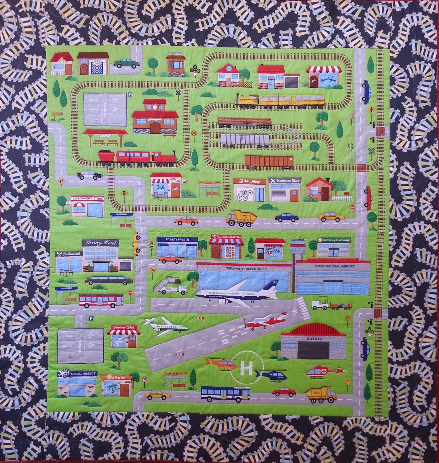 CConnector Playmat Kit