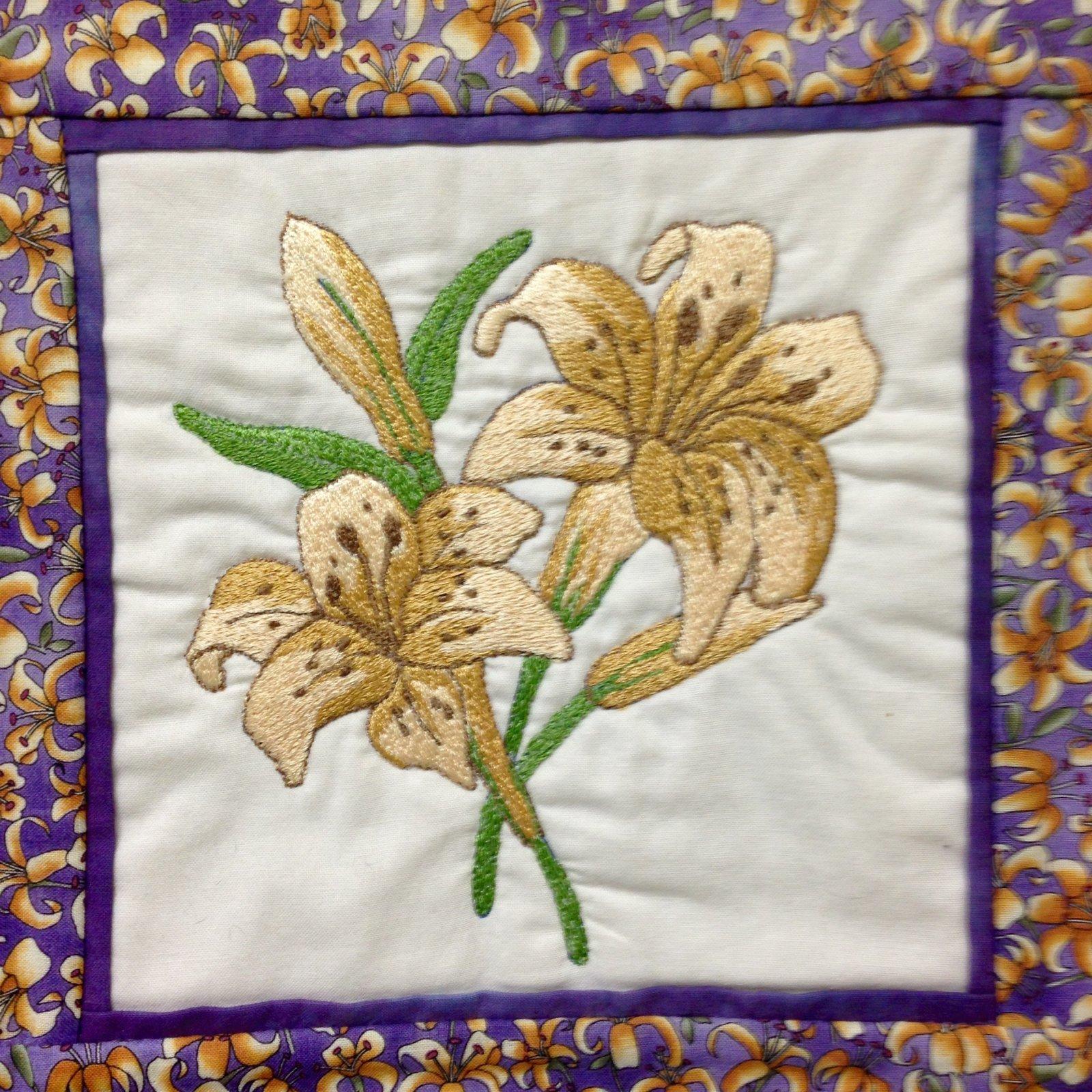 525: Thread Painting