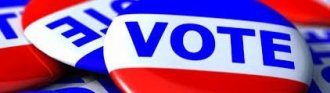 Voting Button Image