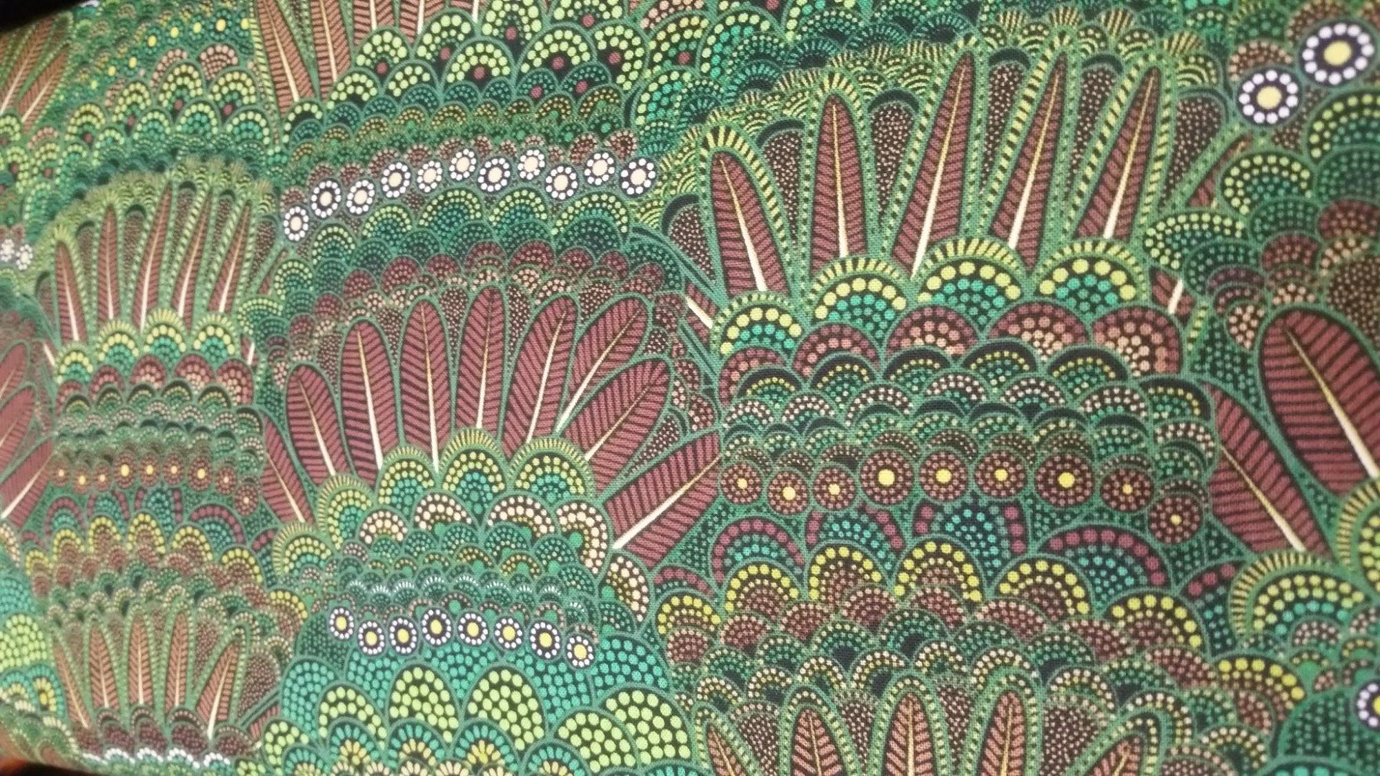 Fabri-Quilt : Paint Brush Studio 120-13482 Goanna Walkabout