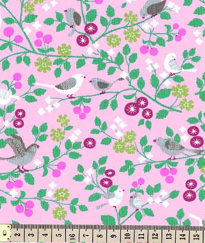 Frou-Frou Paris- Les Oiseaux  Voile 2156-F113