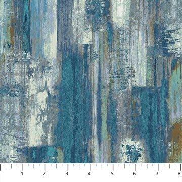 Northcott- Reflections 22950 44 Blue Multi