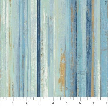 Northcott- Reflections 22953 42 Blue Multi