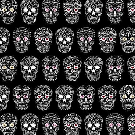 Ink & Arrow Sugar Skulls 1649-25766-J