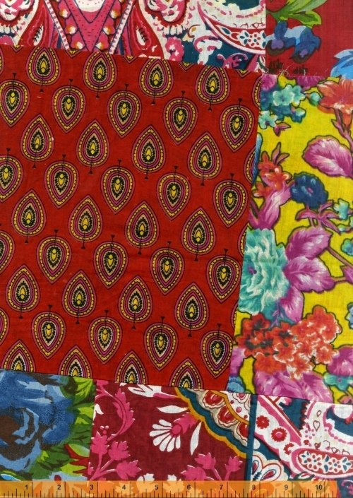 Windham Fabrics-  Kantha 51749-X