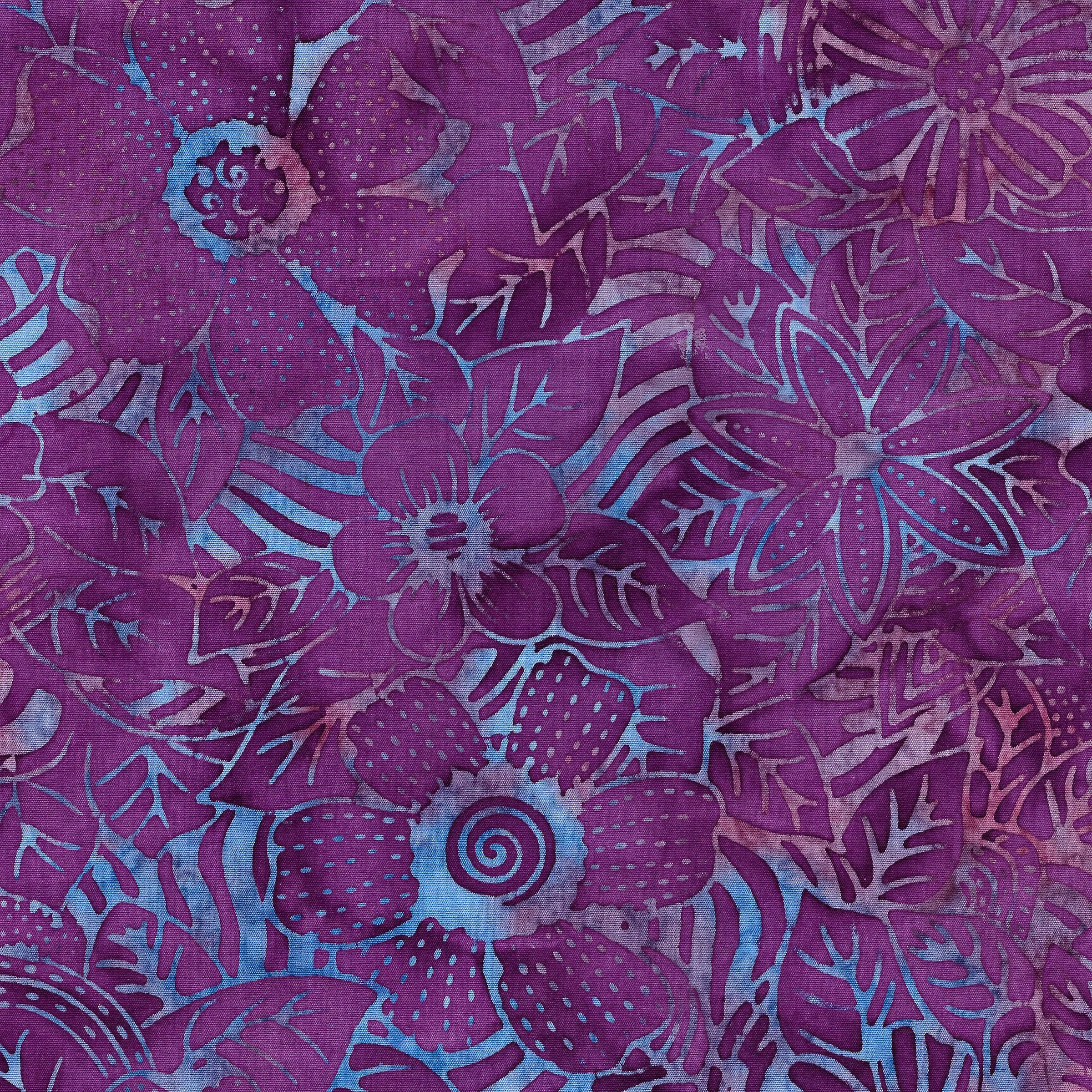 Island Batik 711901460 Flower Zebra Jelly Tweet