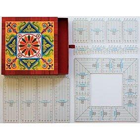 Karen Kay Buckley's Perfect Adjustable Square KKBPAS