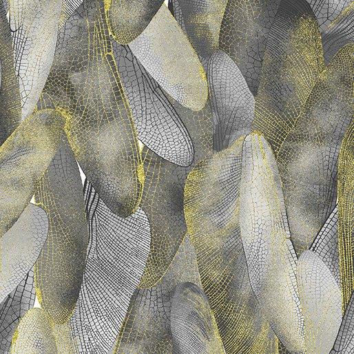 Kanvas-Gilded Wings Dove Grey 8501M 11
