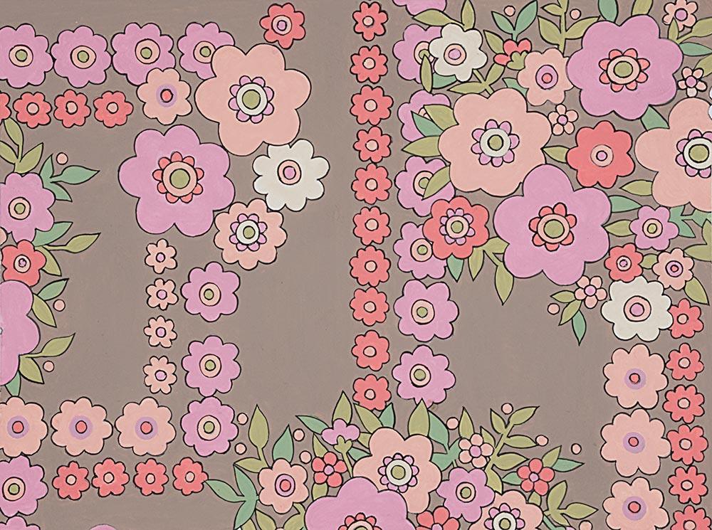 Alexander Henry: Ghastlie Bouquet 8789 A