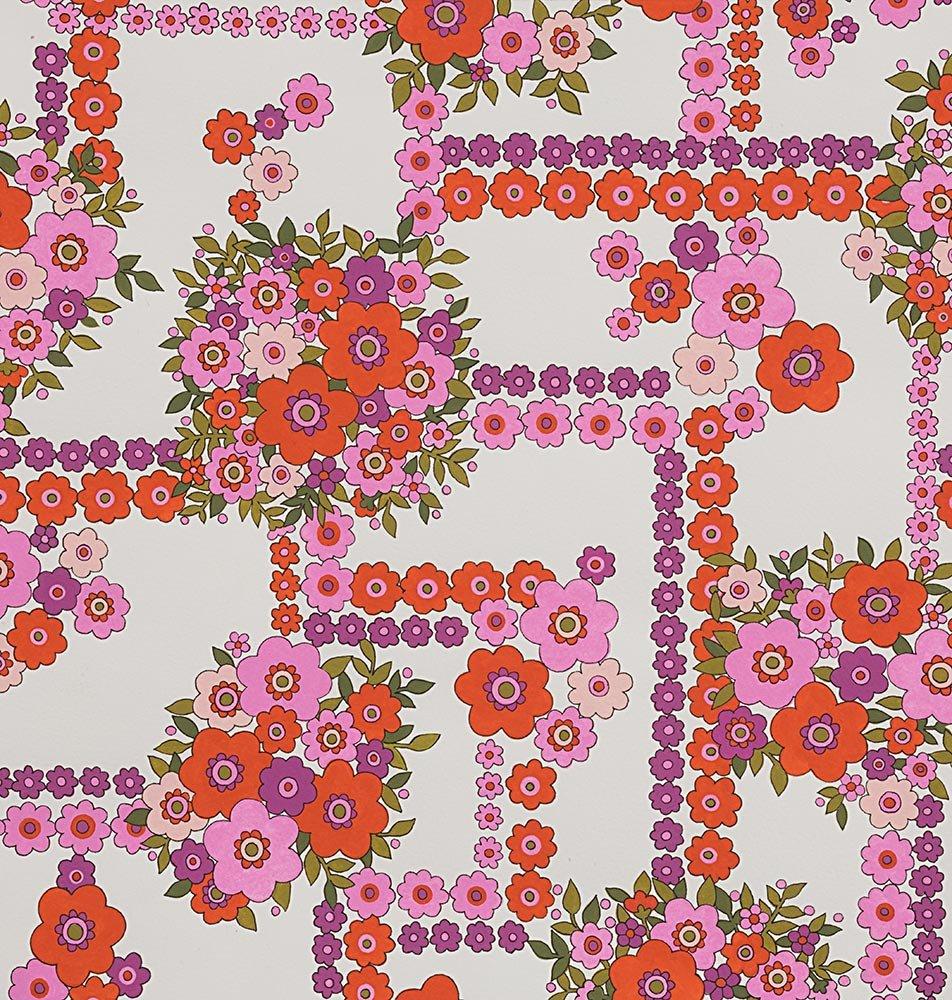 Alexander Henry: Ghastlie Bouquet 8789 B