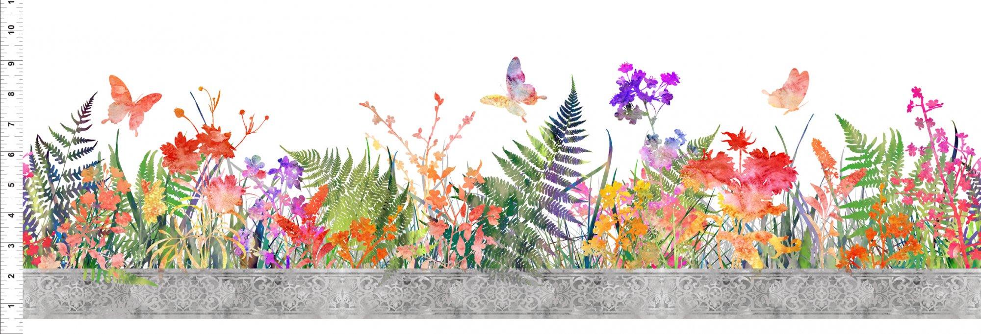In The Beginning Fabrics- Garden of Dreams 8JYL1