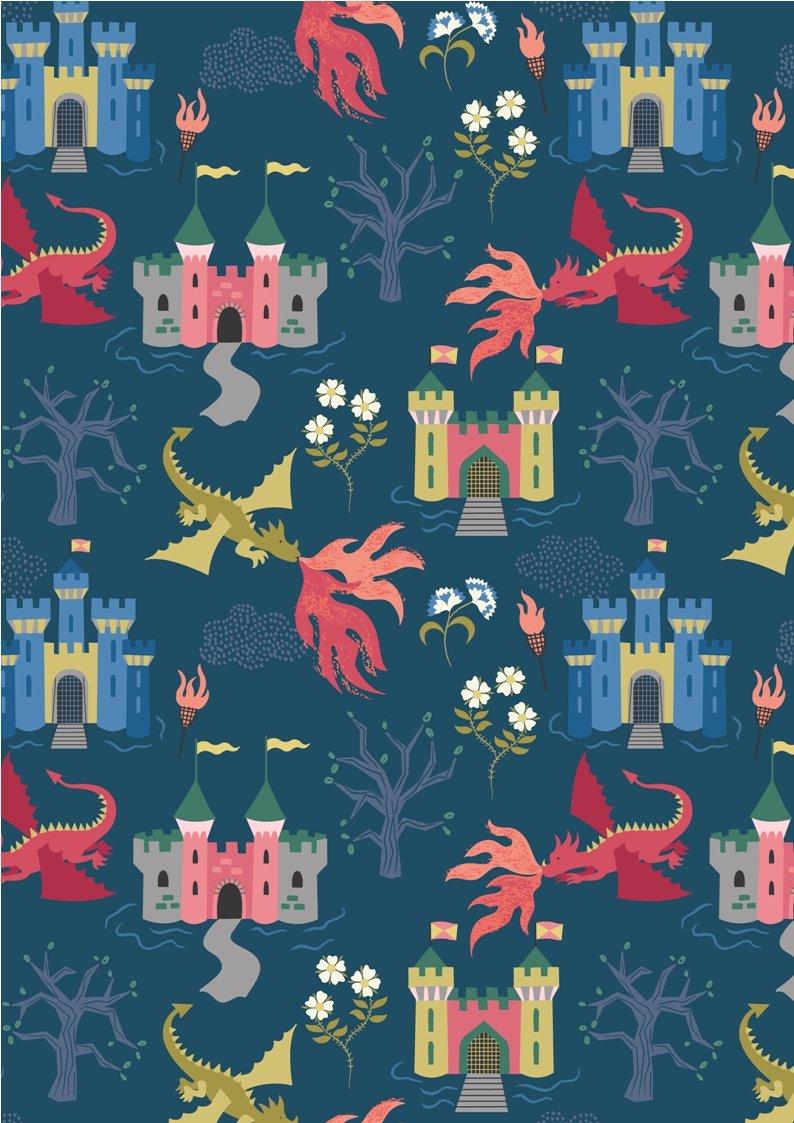Lewis & Irene Ltd. Dragons A232-3