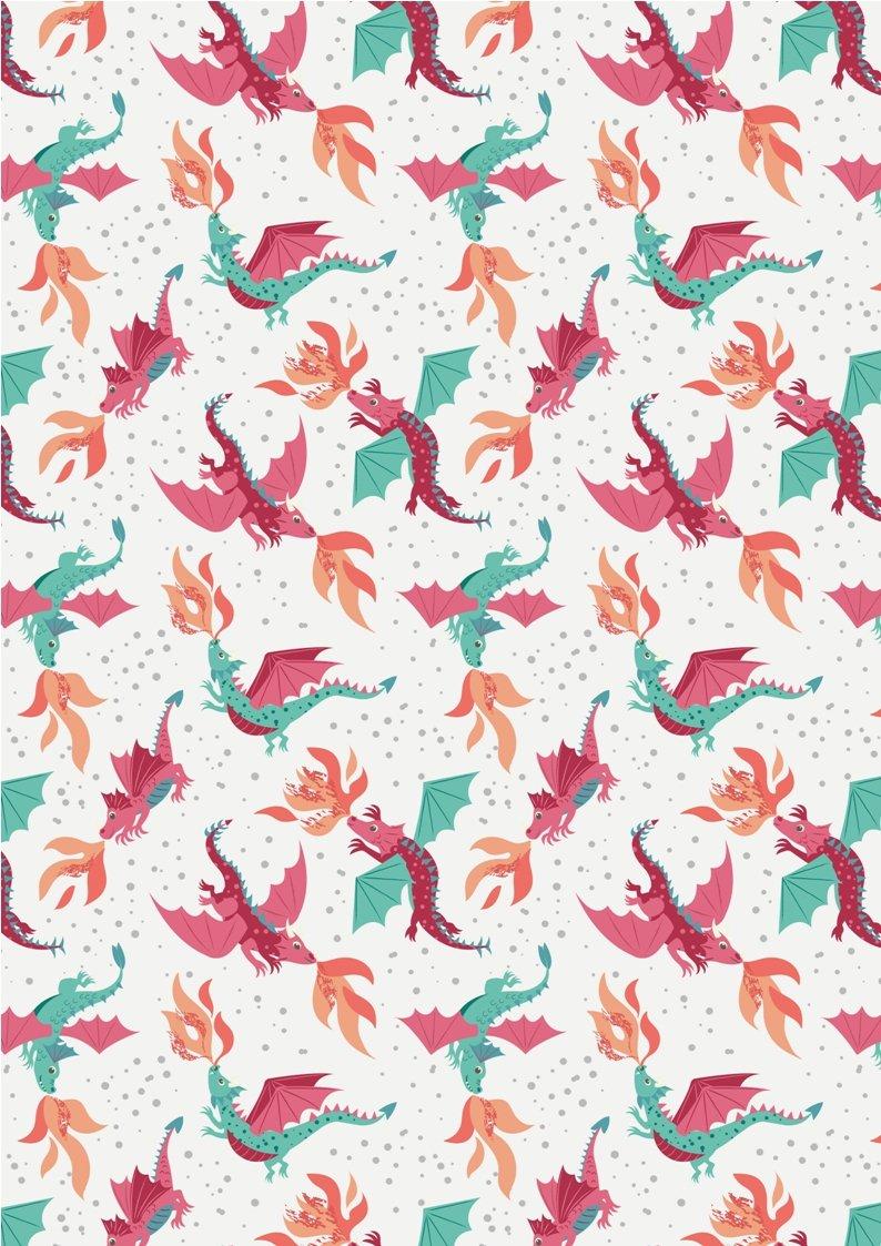 Lewis & Irene Ltd. Dragons A234-1