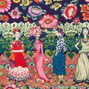 Alexander Henry: Folklorico - A Frida La Catrina - 7920-C - Panel