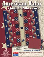 Free Quilts of Valor Quilt Pattern
