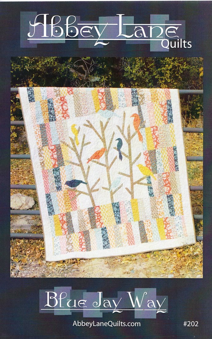 Abbey Lane Quilts: Blue Jay Way 202