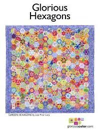 Glorious Hexagons-by Liza Prior Lucy
