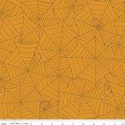 Riley Blake Costume Maker's Ball C8366 orange