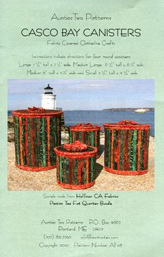 Aunties Two: Casco Bay Canisters
