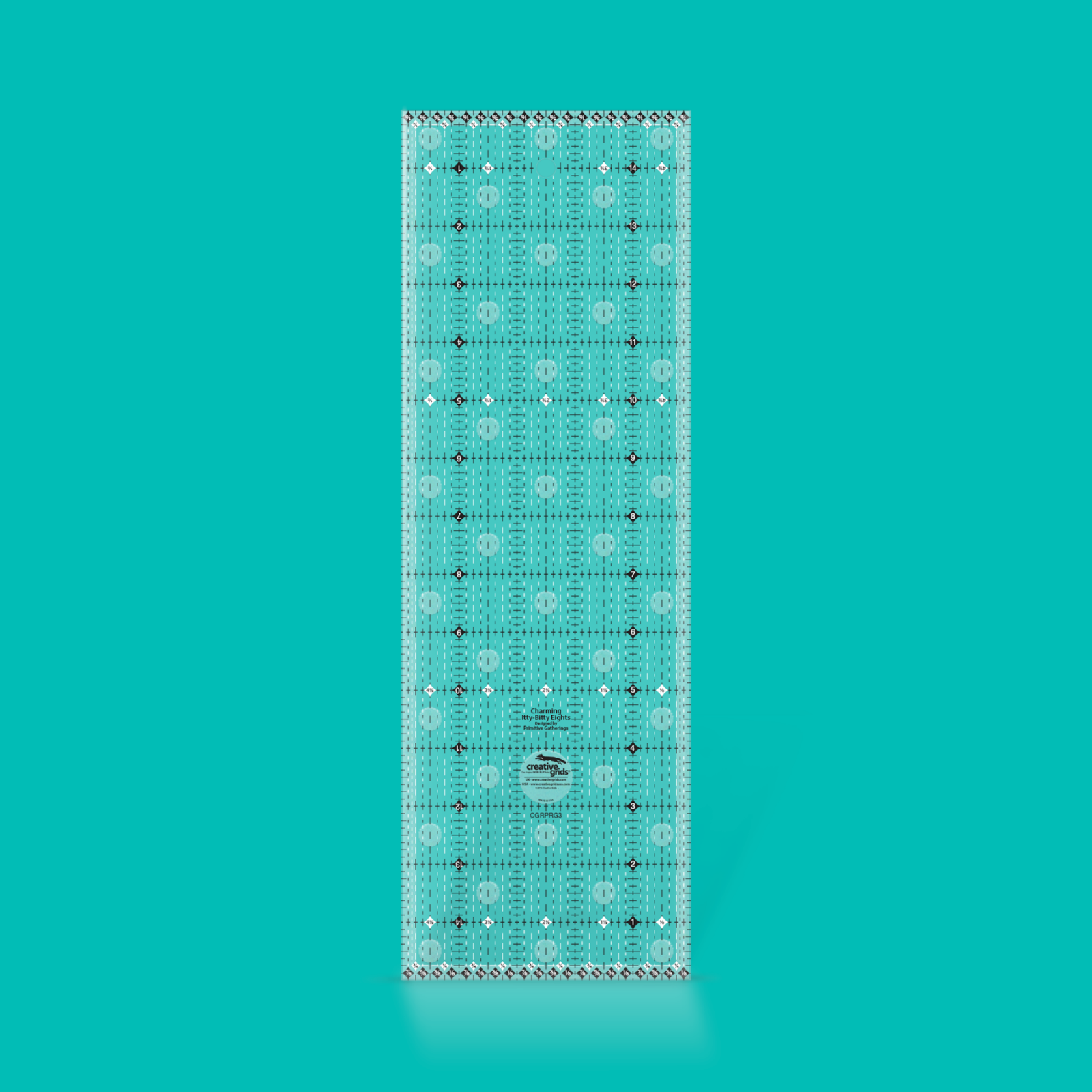 Creative Grids Charming Itty Bitty Eights CGRPRG3