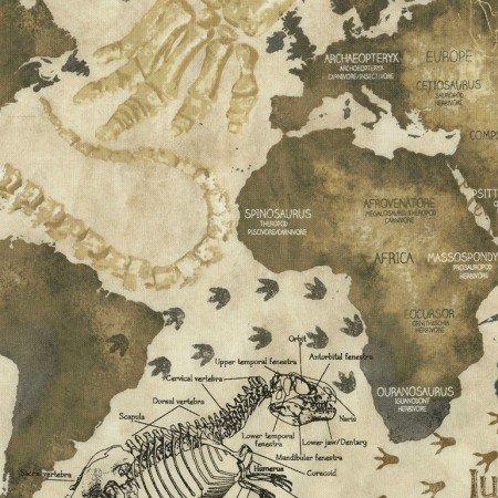 Timeless Treasures- Dino-C5725